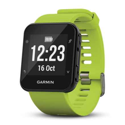 Garmin Forerunner 35 GPS Running Watch in Limelight - 2nds