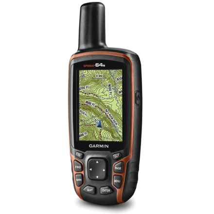 Garmin GPSMAP® 64s Handheld GPS - 2nds, Factory Refurbished in See Photo - 2nds