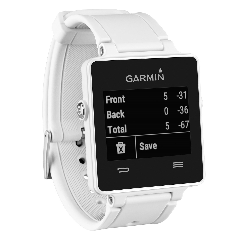 garmin vivoactive gps smartwatch silicone band save 31. Black Bedroom Furniture Sets. Home Design Ideas