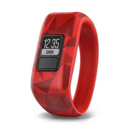 Garmin Vivofit Jr. Smart Activity Tracker - Refurbished in Broken Lava - 2nds