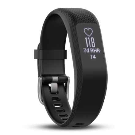 Garmin Vivosmart 3 Smart Activity Tracker - Refurbished in Black - 2nds