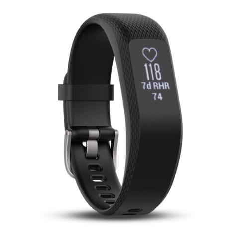 Garmin Vivosmart 3 Smart Activity Tracker - Refurbished in Black