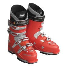 Garmont Adrenalin AT Ski Boots with Thermal-Fit Liners (For Men) in Orange - Closeouts