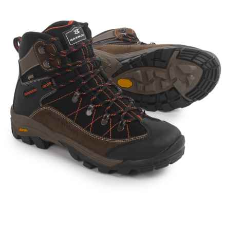 Garmont Antelao Gore-Tex® Hiking Boots - Waterproof (For Men) in Brown/Orange - Closeouts