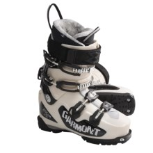 Garmont Asylum AT Ski Boots - Dynafit® Compatible (For Women) in White - Closeouts