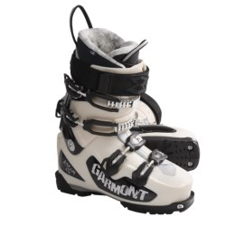 Garmont Asylum AT Ski Boots - Dynafit® Compatible (For Women) in White