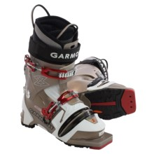 Garmont Athena G-Fit Telemark Skit Boots (For Women) in Grey Pearl/White - Closeouts