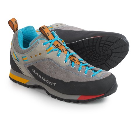 Garmont Dragontail LT Hiking Shoes - Suede (For Women) in Plume/Plaster