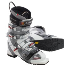 Garmont Elektra G-Fit Telemark Ski Boots (For Women) in White/Grey - Closeouts