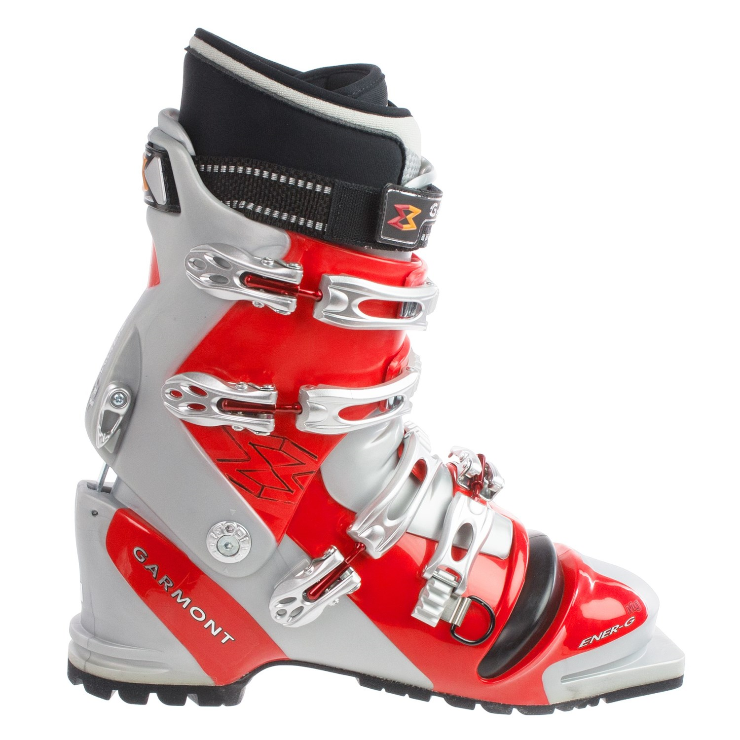 Garmont Ener-G Mg G-Fit Telemark Ski Boots (For Men) 9750W - Save 43%
