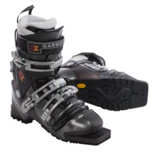 Garmont Evo Telemark Ski Boots (For Women) in Black/Grey - Closeouts