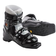 Garmont Excursion Telemark Ski Boots (For Women) in Black/Silver - Closeouts