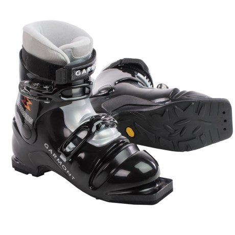 photo: Garmont Excursion telemark boot