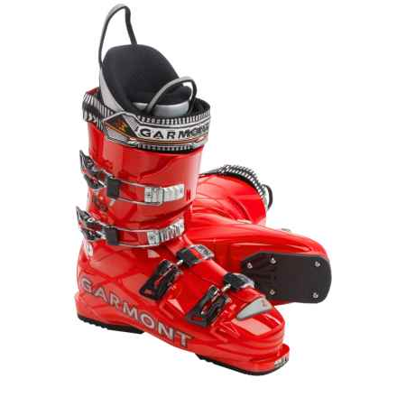 Garmont G1 130 Alpine Ski Boots (For Men and Women) in Race Red - Closeouts