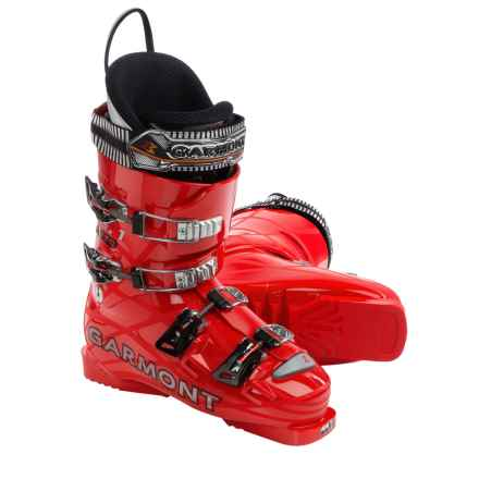 Garmont G1 150 Alpine Ski Boots (For Men and Women) in Race Red - Closeouts
