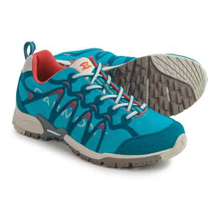Garmont Hurricane Hiking Shoes (For Women) in Blue/Red - Closeouts
