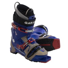 Garmont Kenai G-Fit Telemark Ski Boots (For Men) in Blue/Grey Pearl - Closeouts