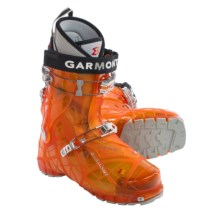Garmont Literider G-Fit Alpine Touring Ski Boots - Dynafit Compatible (For Men) in Sunrise Orange - Closeouts
