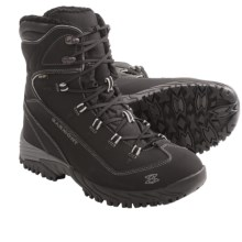 Garmont Momentum IceLock Gore-Tex® Hiking Boots - Waterproof, Insulated (For Men) in Black - Closeouts