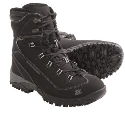Garmont Momentum IceLock Gore-Tex® Hiking Boots - Waterproof, Insulated (For Men) in Black