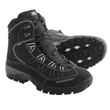 Garmont Momentum Snow Gore-Tex® Hiking Boots - Waterproof, Insulated (For Men) in Black - Closeouts