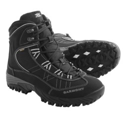Garmont Momentum Snow Gore-Tex® Hiking Boots - Waterproof, Insulated (For Women) in Black