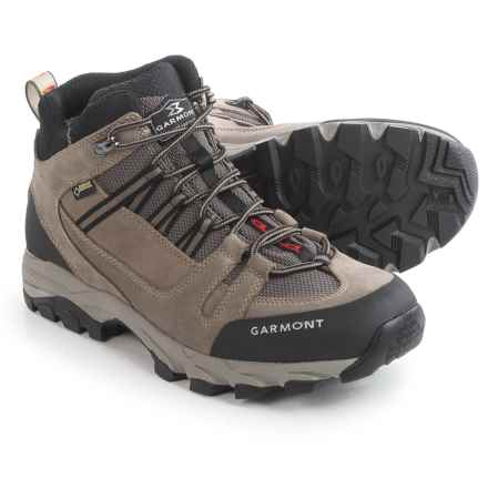 Garmont Prophet Gore-Tex® Mid Hiking Shoes - Waterproof, Suede (For Men) in Caribou/Taupe - Closeouts