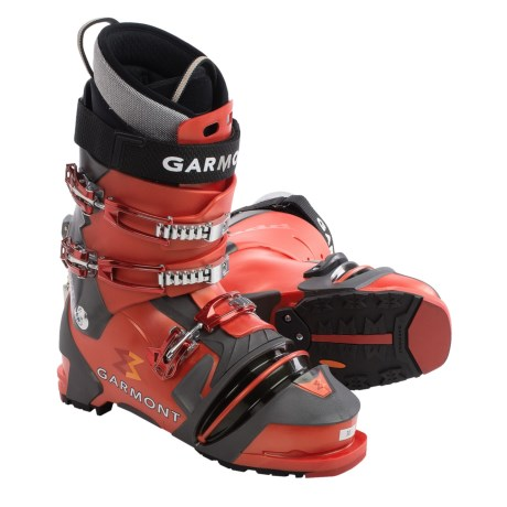 photo: Garmont Prophet NTN telemark boot