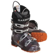 Garmont Radium AT Ski Boots - Dynafit Compatible, G-Fit Liners (For Women) in Aubergine - Closeouts
