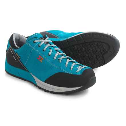 Garmont Sticky Star Gore-Tex® Hiking Shoes - Waterproof, Suede (For Men) in Blue - Closeouts
