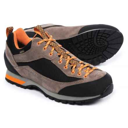 Garmont Sticky Weekend Gore-Tex® Hiking Shoes - Waterproof, Suede (For Men) in Brown/Ginger - Closeouts