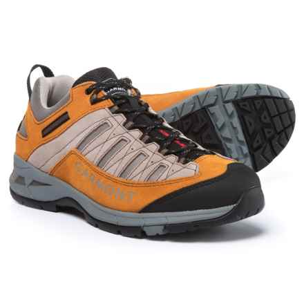 Garmont Trail Beast Hiking Shoes (For Men) in Ginger/Warm Grey - Closeouts
