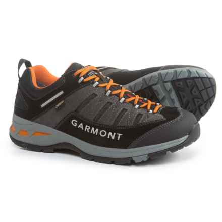 Garmont Trail Beast Low Gore-Tex® Hiking Shoes - Waterproof (For Men) in Shark - Closeouts