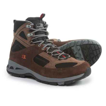 Garmont Trail Beast Mid Gore-Tex® Hiking Boots - Waterproof, Suede (For Men) in Ebony - Closeouts