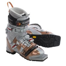 Garmont Venus G-Fit Telemark Ski Boots (For Women) in Bronze/Dark Silver - Closeouts