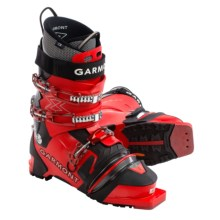 Garmont Voodoo Telemark Ski Boots (For Men) in Inferno/Night - Closeouts