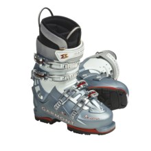 Garmont Xena AT Ski Boots - G-Fit Liners (For Women) in Blue Pearl/White - Closeouts