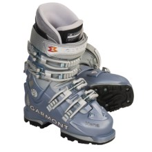 Garmont Xena AT Ski Boots - G-Fit Liners (For Women) in Titanium - Closeouts