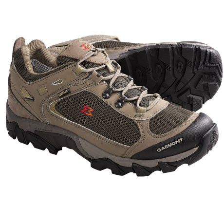 Garmont Zenith Gore-Tex® XCR® Trail Shoes - Waterproof (For Men) in Dark Forest
