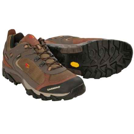 Garmont Zenith Trail Gore-Tex® Hiking Shoes - Waterproof (For Men) in Brown - Closeouts