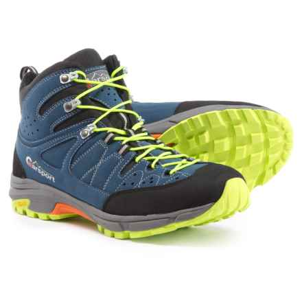 Garsport Fast Trek Mid Tex Hiking Boots (For Men) in Blue - Closeouts