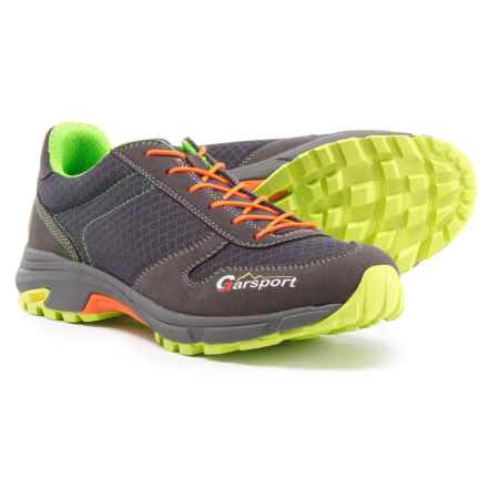5b55585d59f Garsport Free Running Trail Running Shoes (For Men) in Anthracite -  Closeouts · Quick View