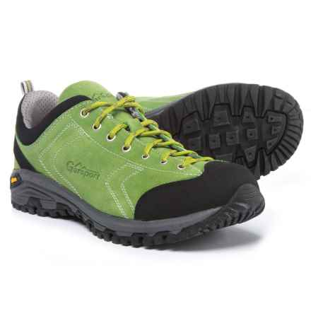 Garsport Heckla Hiking Shoes (For Men) in Lime - Closeouts