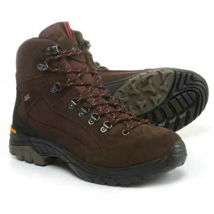 Garsport Madrid Hiking Boots - Waterproof (For Men) in Brown - Closeouts