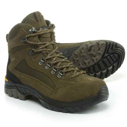 Garsport Madrid Hiking Boots - Waterproof (For Men) in Green - Closeouts