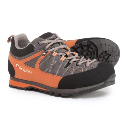 218c80d56 Garsport Sajama Tex Hiking Shoes (For Men and Women) in Anthracite Orange -