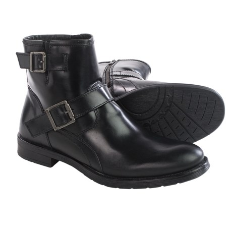 GBX Brutal Leather Boots For Men