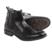 GBX Torus Chelsea Boots - Leather (For Men) in Black - Closeouts