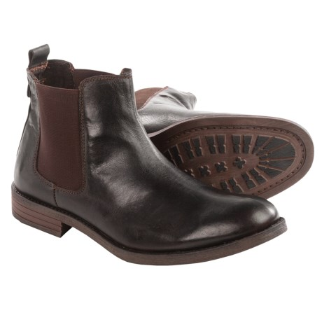 GBX Torus Chelsea Boots Leather For Men