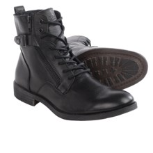 GBX Trust Geneve Boots (For Men) in Black - Closeouts